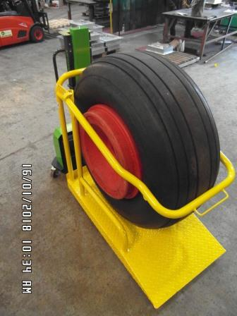 TYRE CAGE 2